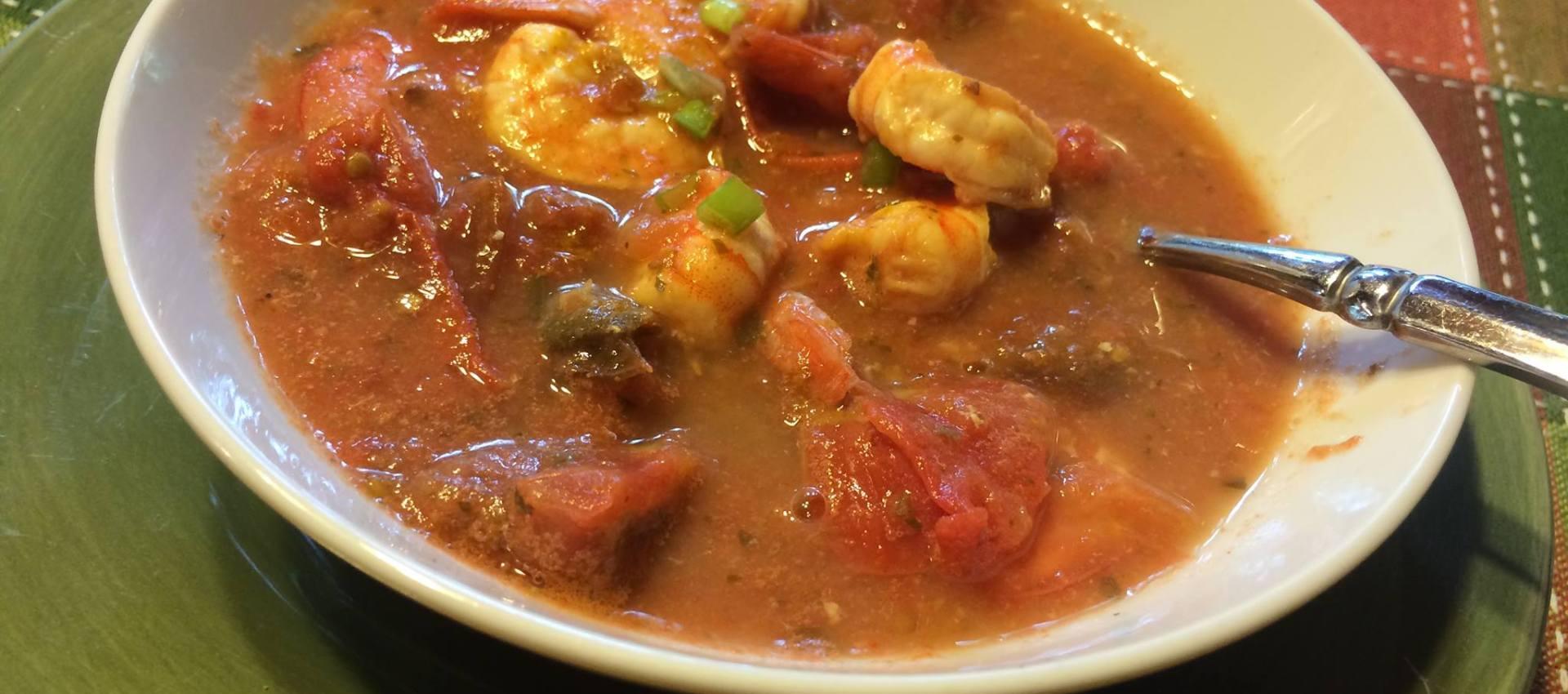 Spicy Shrimp Amp Tomato Soup Hcg Phase 2 Diet Recipe Hcg Diet Info Recipes