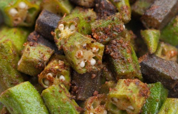 Okra recipe for Hcg Diet Phase 2 and 3