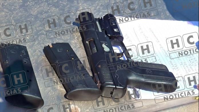 """Decomisan una """"mata policías"""" en Copán"""