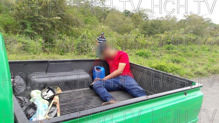 ¡ Dos Muertos ! dejó balacera en carretera a Dulce Nombre de Culmí, Olancho