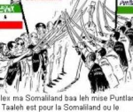 Somaliland ou Puntland
