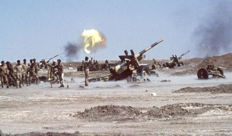 forces-Iraqi-rocket-launchers-outskirts-Khorramshahr-Iran-October-1980