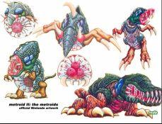 Metroid y su evolución