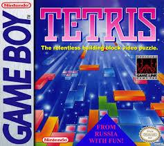 Portada de Tetris en Gameboy