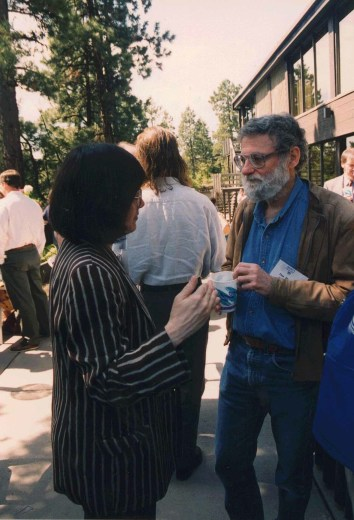 Norman at the the Future of Computing Conference in June 1995.