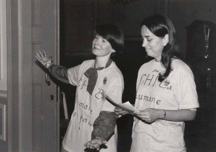 Dray at CHI 1986