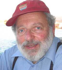 Ron Baecker at HCII 2003 in Crete, Greece, June 22-27, 2003.