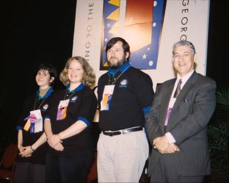 Druin at CHI 1997