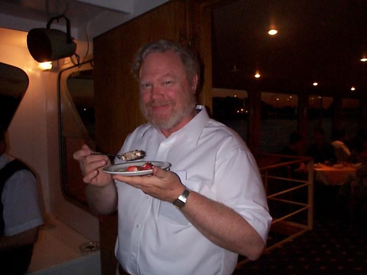 Robertson at CHI 2001