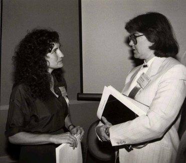 Mackay at CHI 1986