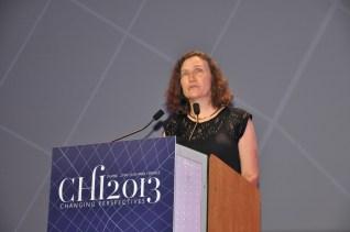 Mackay at CHI 2013
