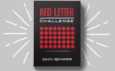 Red Letter Challenge at Holy Cross