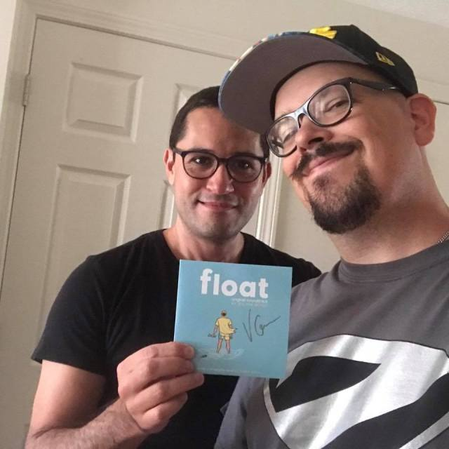 Victor with Float CD