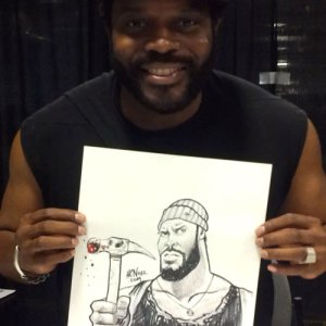 "Chad Coleman ""Tyrese"""