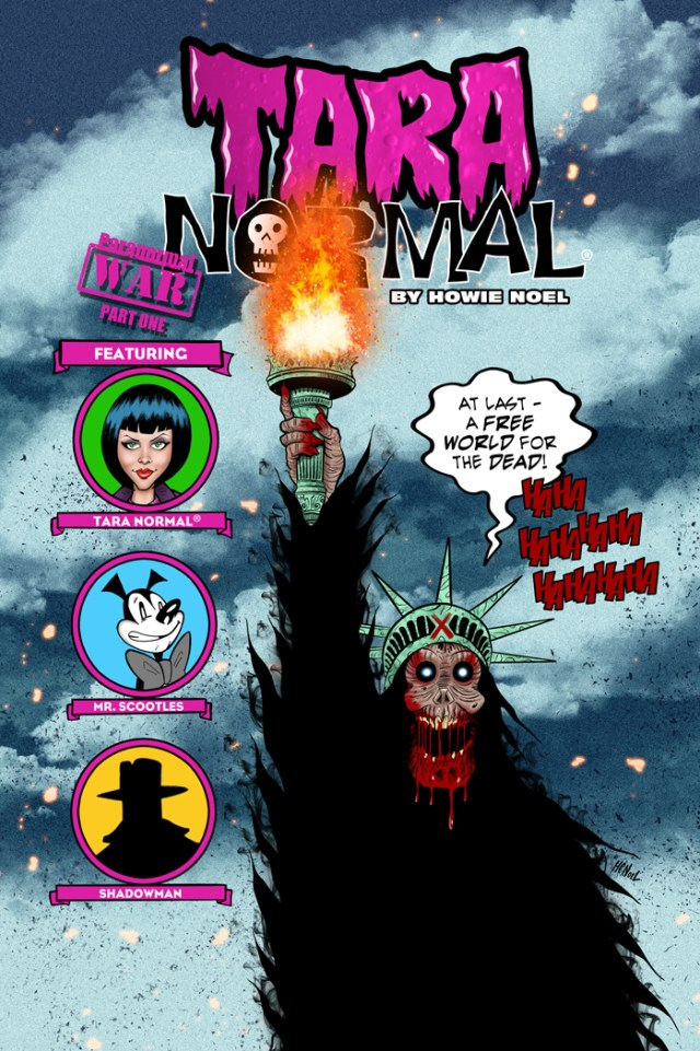 Tara Normal Book 5 Hexes and Ohs Cover