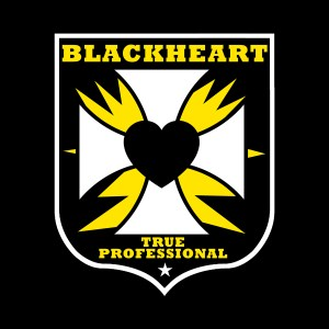 Blackheart Color Shirt Design