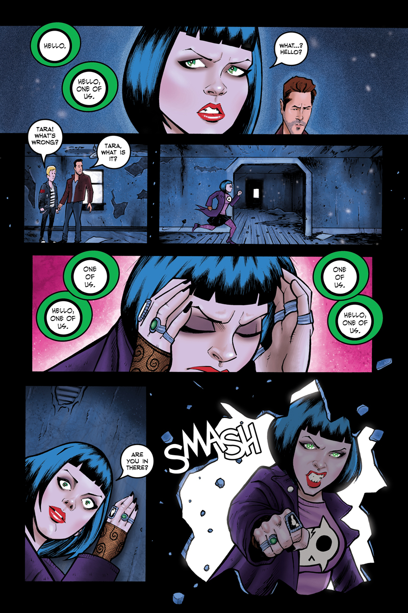 Tara Normal Issue 7 Page 003