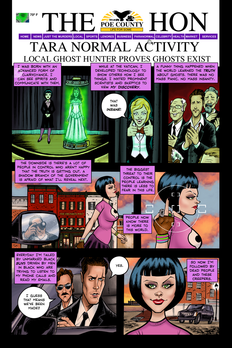 Tara Normal Issue 1 Page 008
