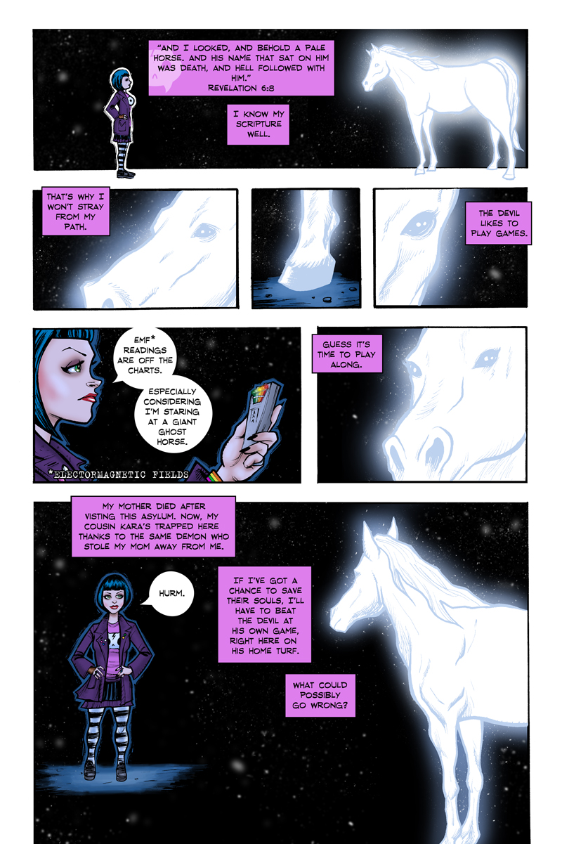 Tara Normal Issue 3 Page 007