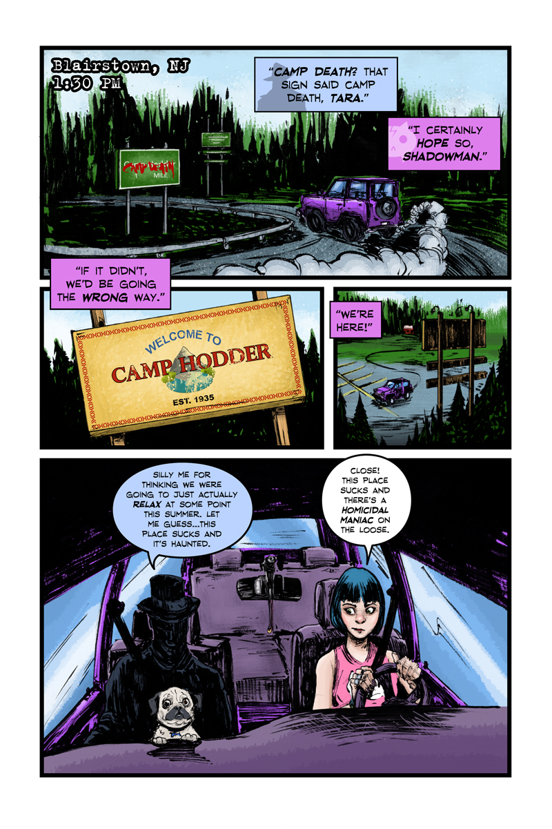Tara Normal Issue 6 Page 001