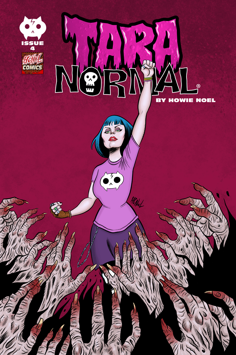 Tara Normal Issue 4 Cover