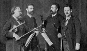 Joachim Quartet with Kruse