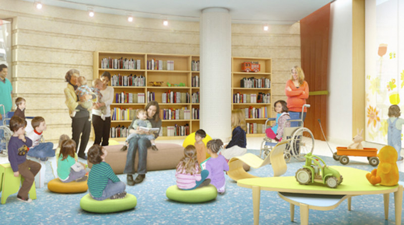 Lucile Packard Children's Hospital Expansion to Open This