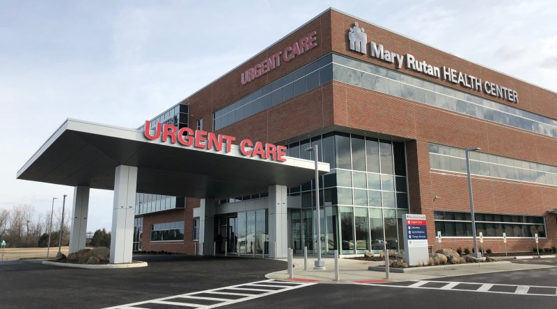 Expanded Mary Rutan Health Center Now Open for Business