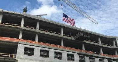 Winter Park Memorial Hospital Nicholas Pavilion Achieves Construction Milestone