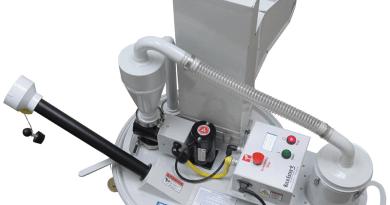 Bulb-Crushing Machine