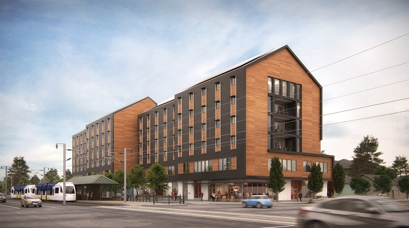 New Health & Recovery Center Unites Affordable Housing and Healthcare for Portland