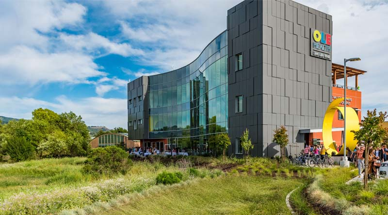 OLE Health Opens Flagship Napa Campus with Vintners' Help