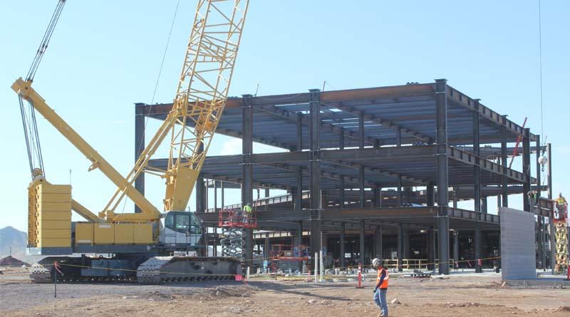 HonorHealth Phoenix Project Hits Construction Milestone