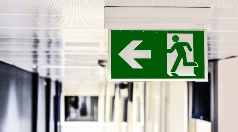 Does Your Healthcare Facility Have a Solid Emergency Exit Plan?