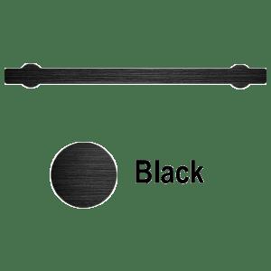 Towel Bar Black
