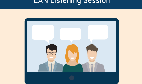 LAN Listening session icon