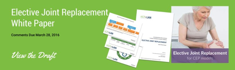 Elective Joing Replacement White Paper banner