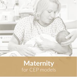 Maternity for CEP models thumbnail