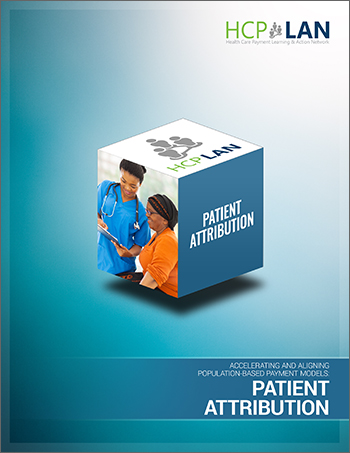 Patient attribution cover sheet