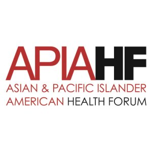 Asian and Pacific Islander American Health Forum logo