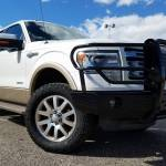 2013 Ford F150 White King Ranch