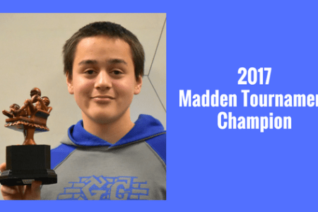 Congratulations to our Madden 2017 Winners!