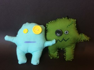 plush monsters
