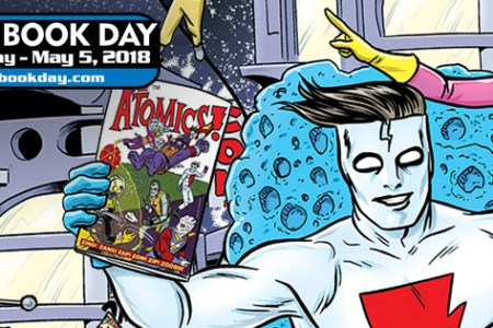 Free Comic Book Day: May 5, 2018