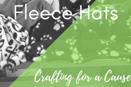 Fleece Hats for Sue Ann Wortman Cancer Center