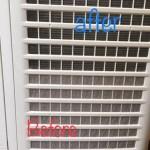 空気清浄機のフィルターのホコリ