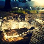 Reflection on Ice