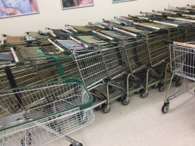Do you need a trolley?