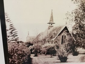Chapel Paptoetoe Orphan Home - 1960 - Past