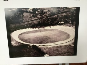Papatoetoe Stadium and Cycling track 1930